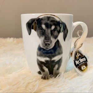 AMERICAN ATELIER Puppy Mug, 11oz.